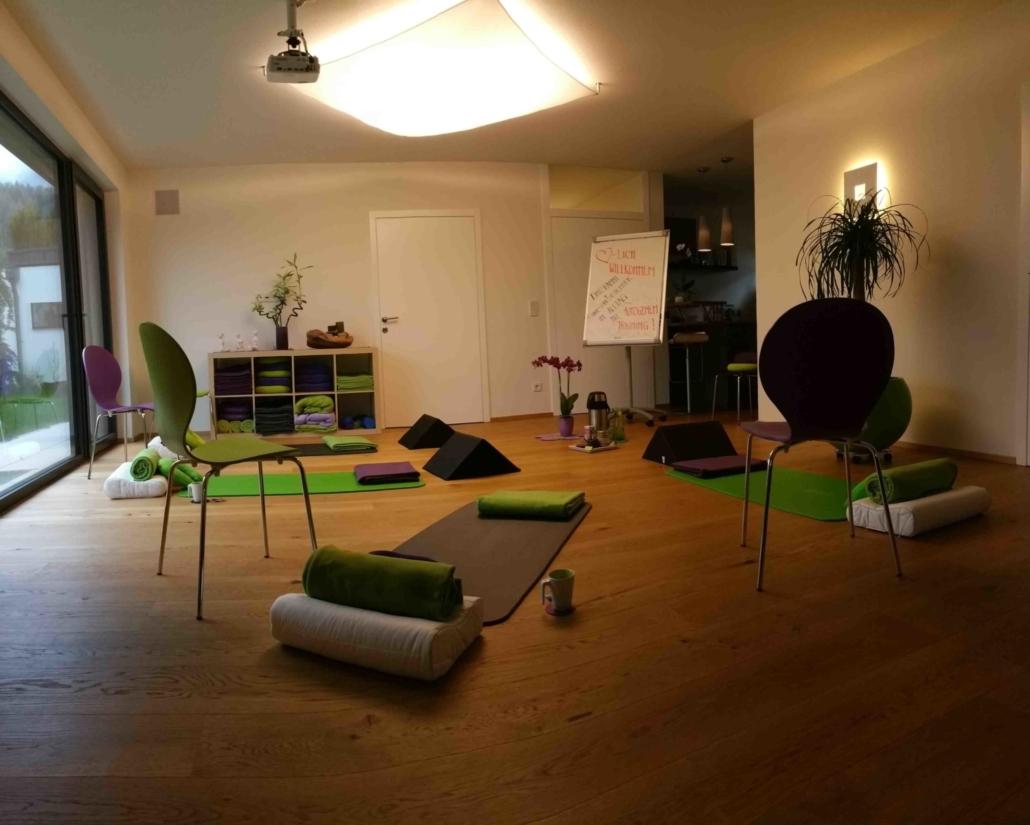 5-Elemente-Coaching Seminarszenen